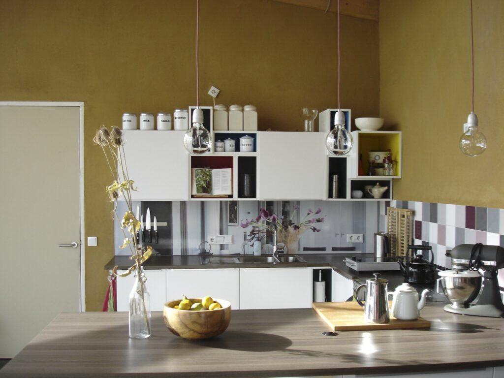 Foto: de keuken van Karin