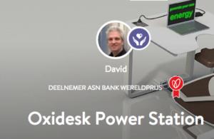 Oxidesk Power Station