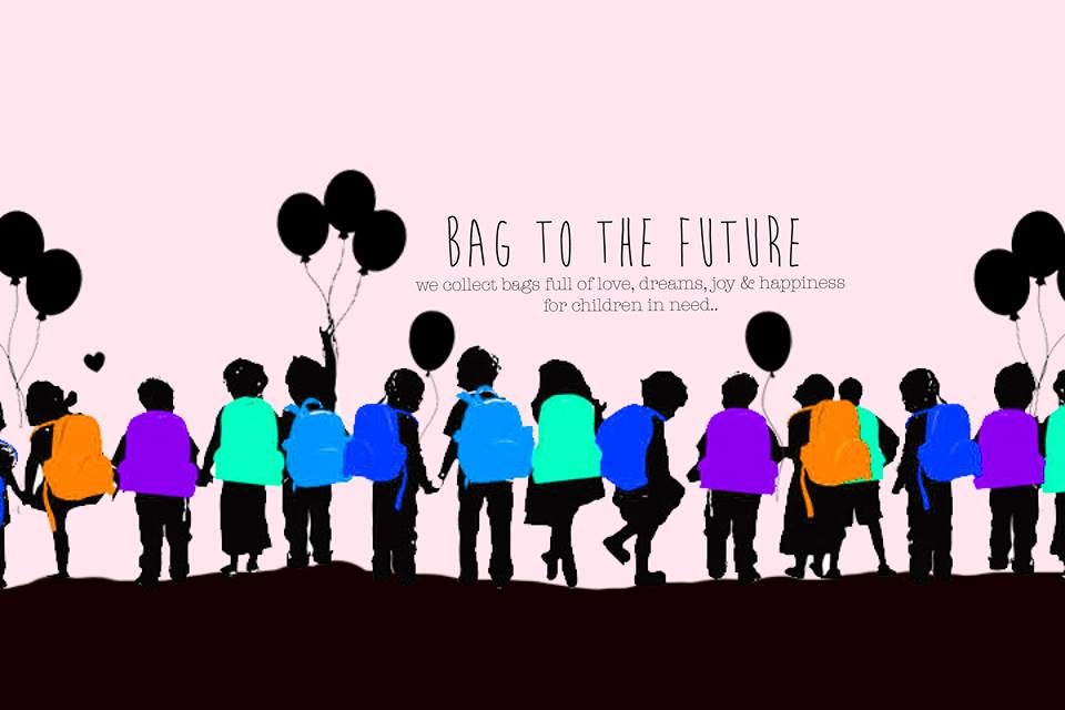 Afbeelding: Bag to the future