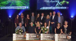 Jury ASN Bank Wereldprijs - Foto: Voor de Wereld van Morgen