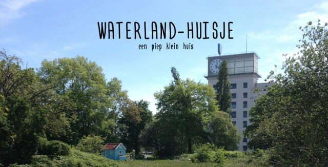 Foto: Waterland-huisje