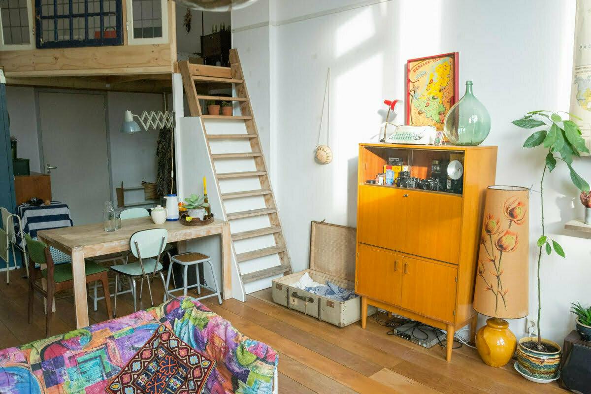 Wonderlijk wonen in een studio 35m2 - Hoe een studio van m te voorzien ...