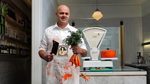 Wordt de Vegetarische Slager de grootste slagerij ter wereld?