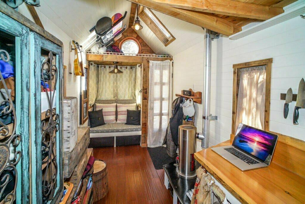 Foto: Tiny House Giant Journey
