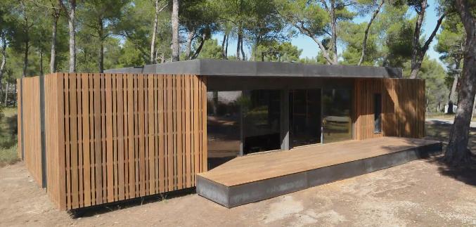 Dit energieneutrale huis kost maar - Popup huis ...