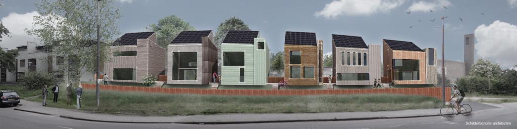 Afbeelding: CPO Rosendaalseweg SchilderScholte architecten