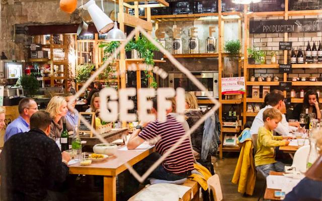 Wonderlijk werken bij GEEF Café