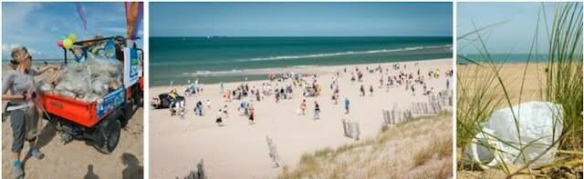 Beach Clean Up Stichting Noordzee