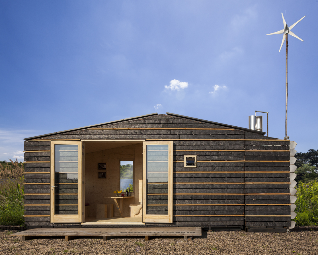 overnachten in de tiny tim. Black Bedroom Furniture Sets. Home Design Ideas