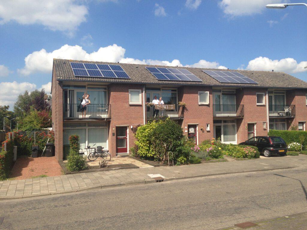 Tegenstroom in de Haarlemmermeer. Foto: Ymere.