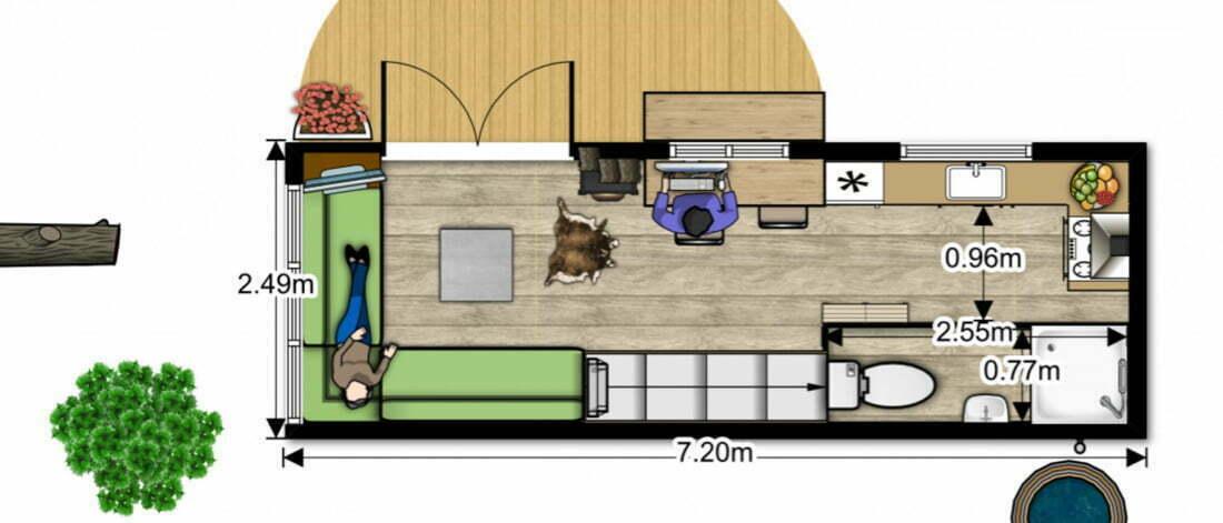 Wonderlijk Wonen In Een Tiny House