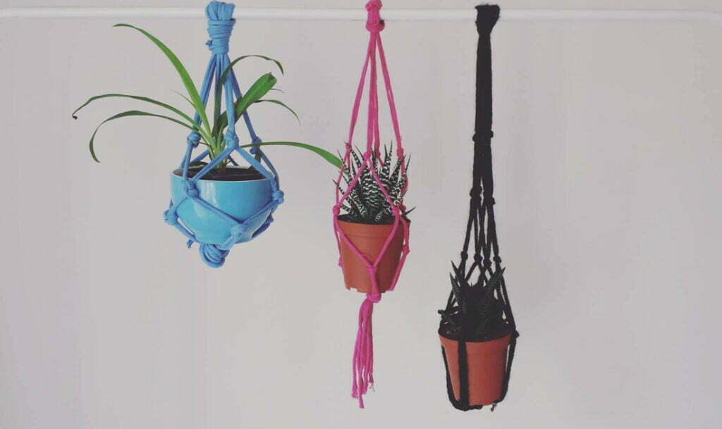 DIY Plantenhanger hetkanWel