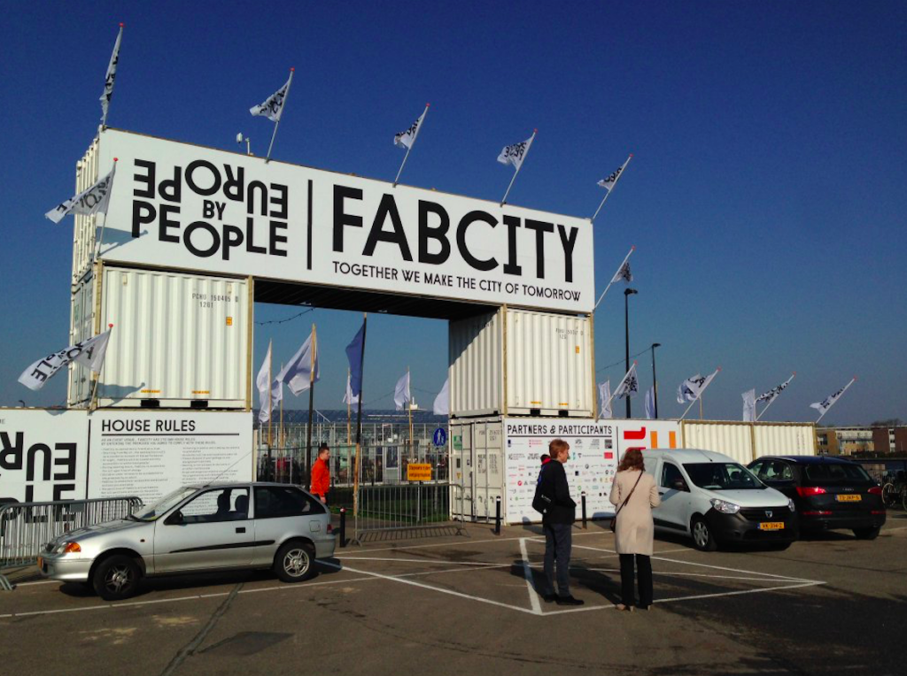 Foto: Afbeelding: FabCity - Europe by People