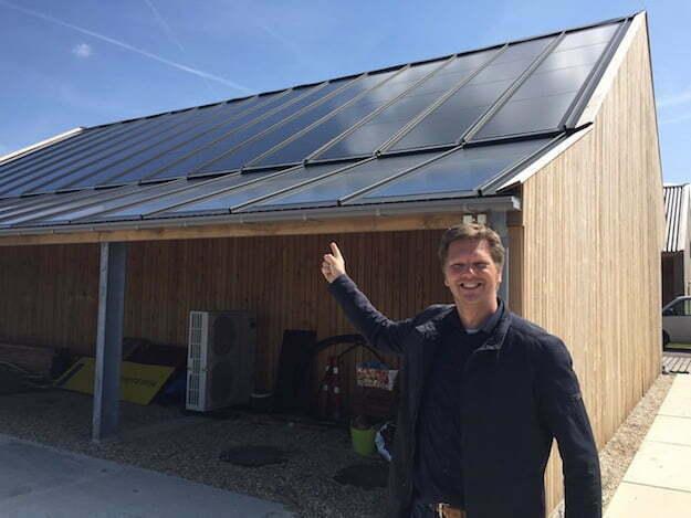 Frissewind wijst de meervoudig rendement zonnepanelen aan