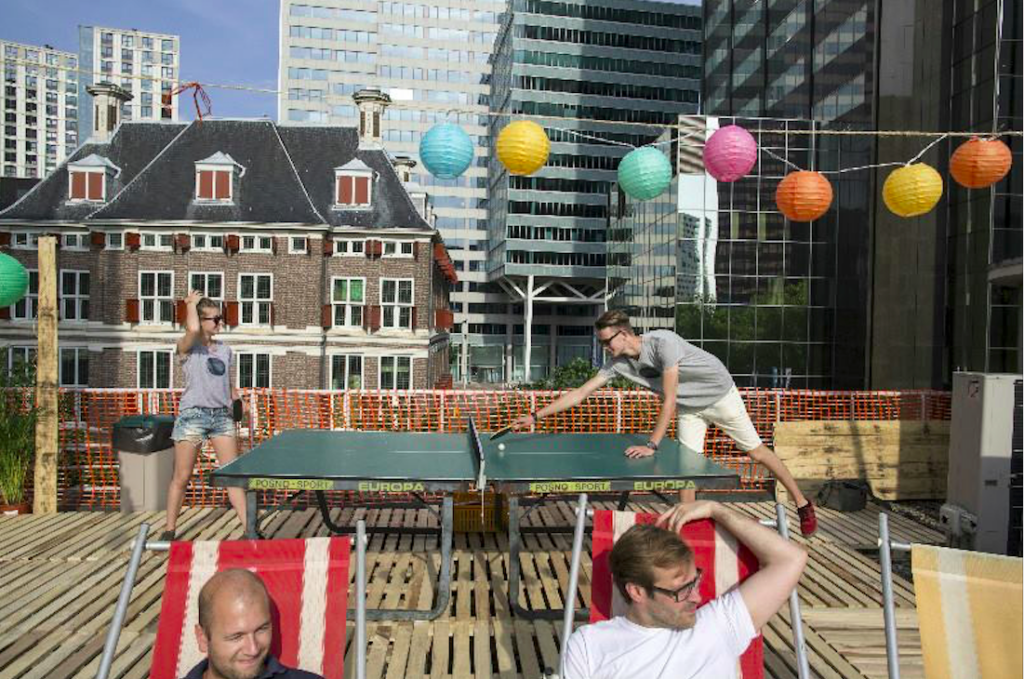 Rotterdamse Dakdagen - Frank Hanswijk
