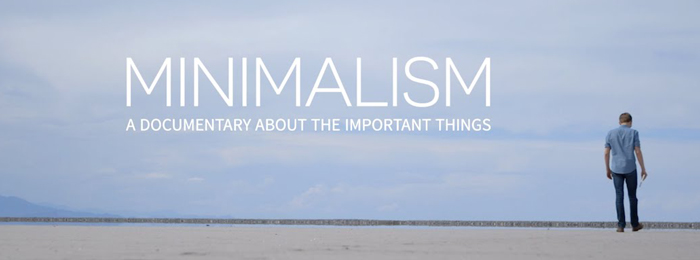header minimalisme docu