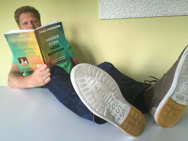 Frissewind leest Minder doen, meer bereiken
