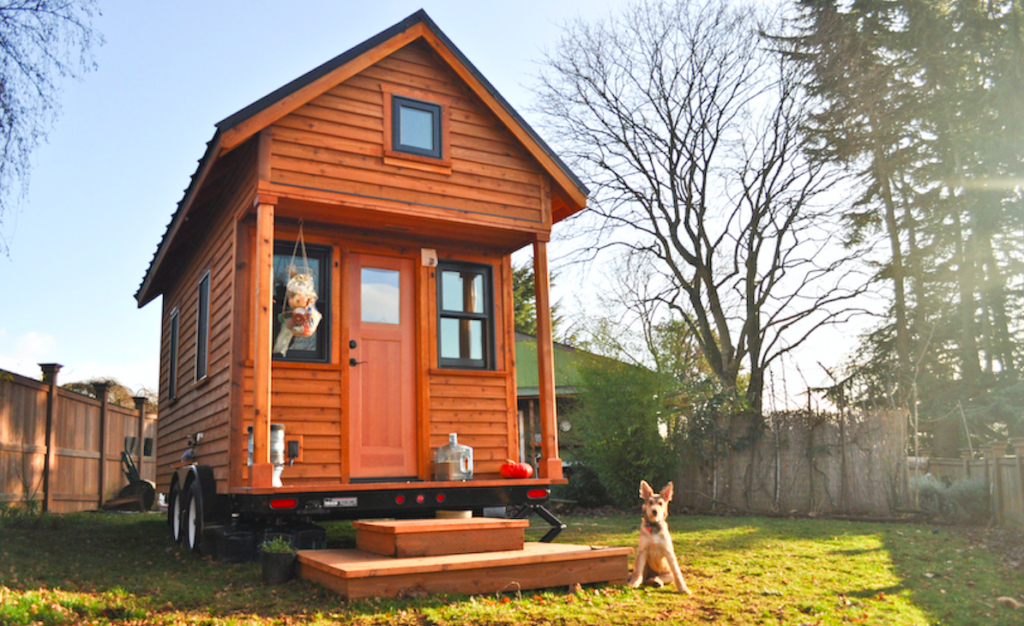 Afbeelding: Tiny House Tammy Strobel