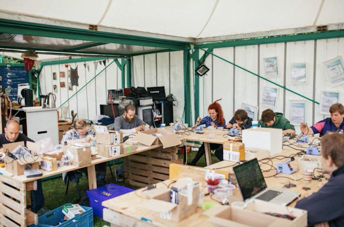 Innofest - Een festival als levend laboratorium