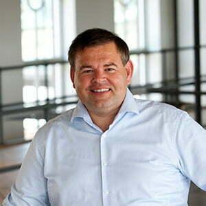Bram Leijten, directeur Zelfstroom