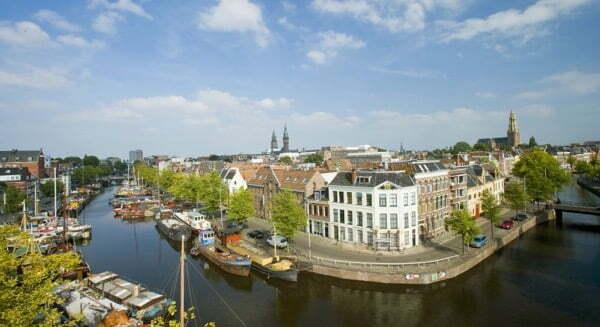 Groningen duurzame initiatieven
