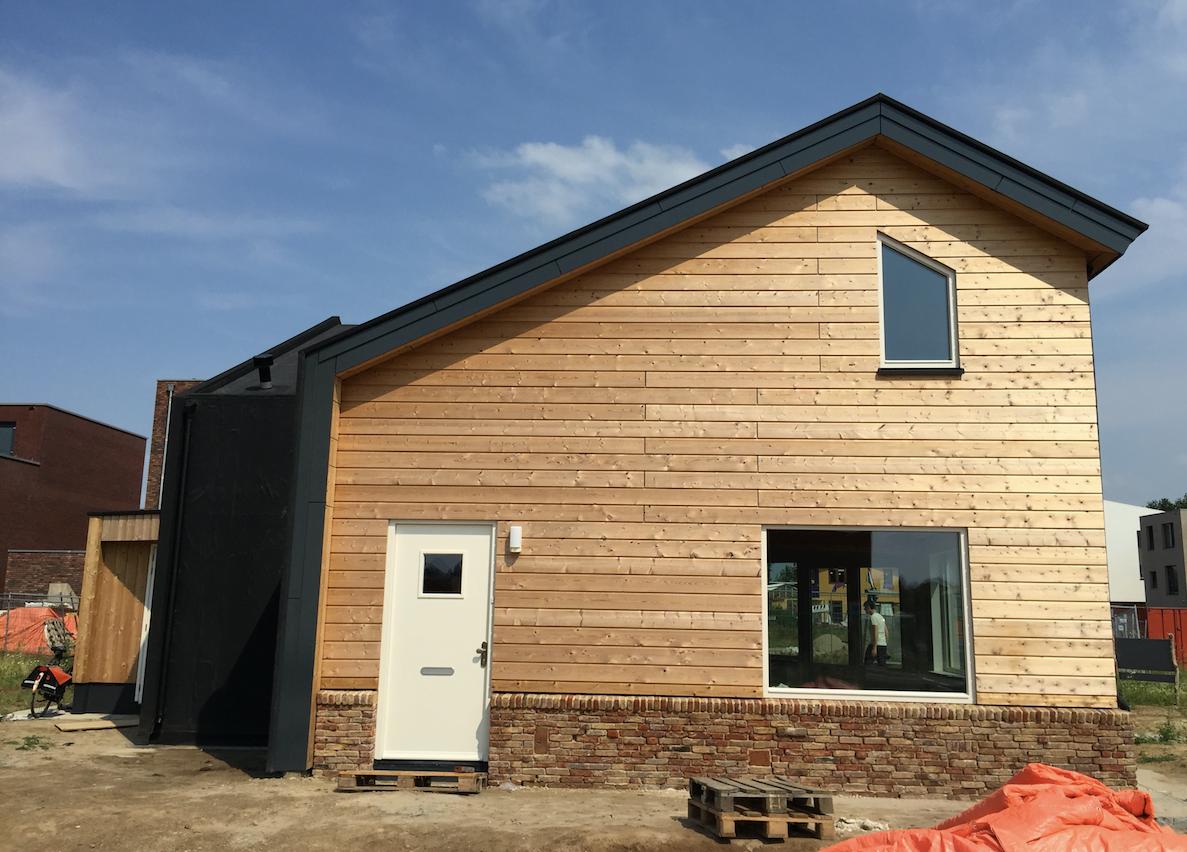 ECO+BOUW – het eerste moderne groene bouwbedrijf