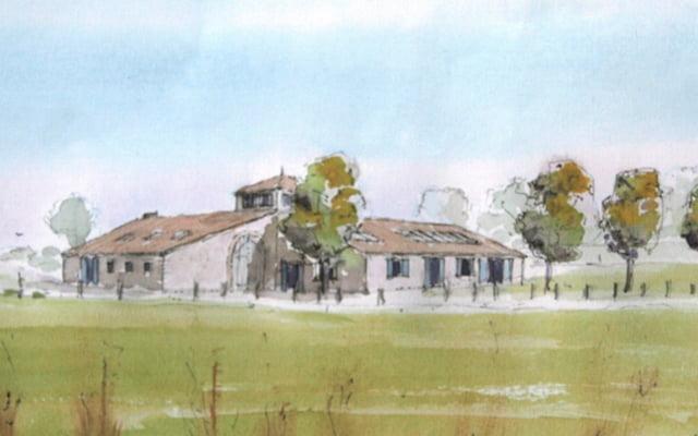 Dit woonproject in Zuid-Frankrijk zoekt medebewoners