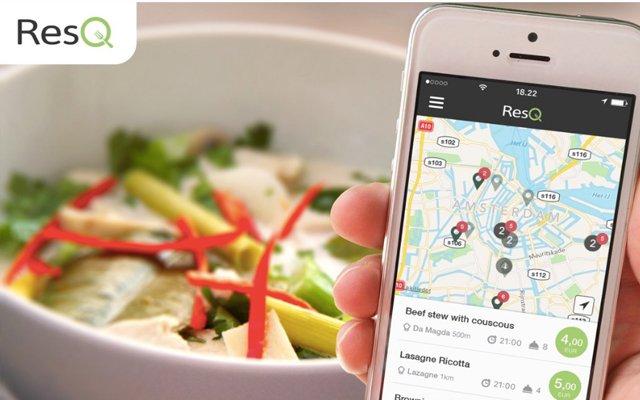 Met deze app kun jij voedselverspilling tegengaan