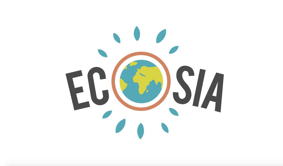Ecosia plant bomen als jij op internet zit