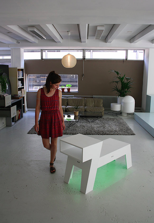 Afbeelding: Studio Bas Sala - Big Data Furniture