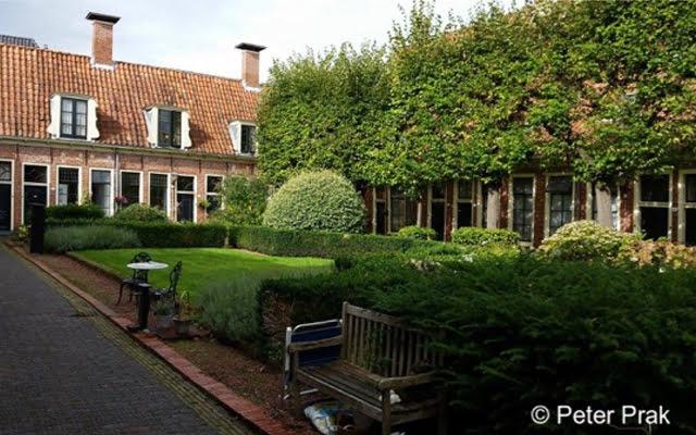 De Knarrenhof: een gezellige plek om oud te worden