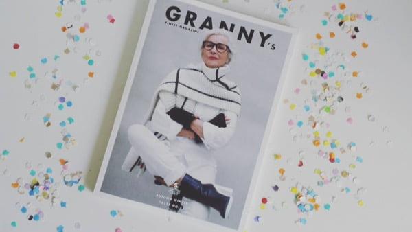 Het jubileum magazine van Granny's Finest is uit!