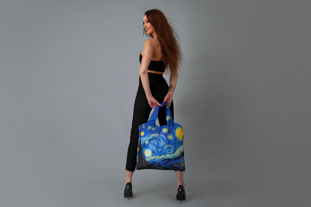ECOZZ: handig en stijlvol alternatief voor plastic tas