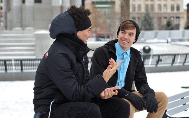 The Human Library: mensen lenen voor een goed gesprek