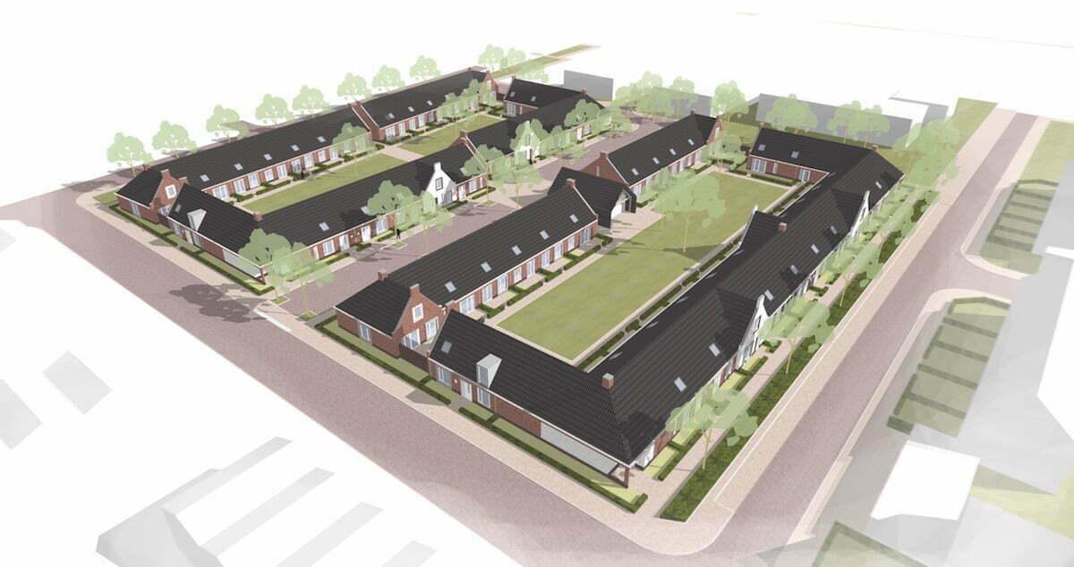 De eerste Knarrenhof komt in Zwolle!