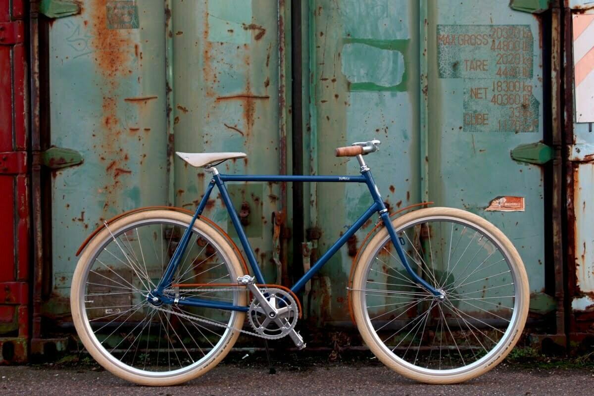 Op deze gave plek krijgen mensen en fietsen een tweede kans