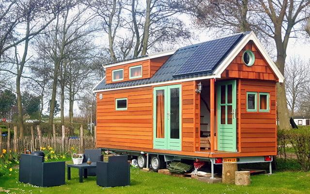Tiny House samenwonen