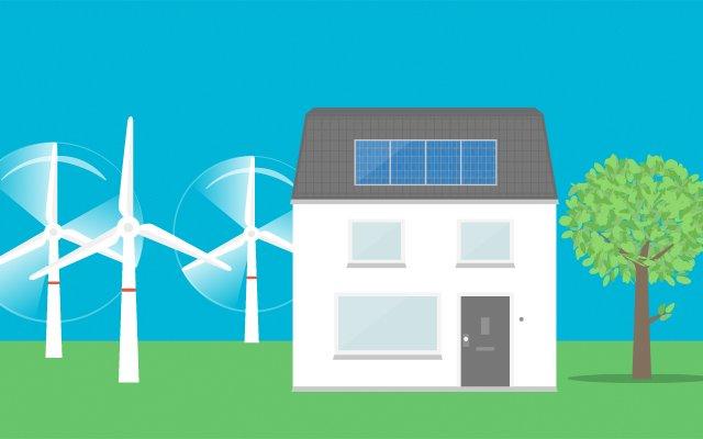 De 5 meest groene energieleveranciers