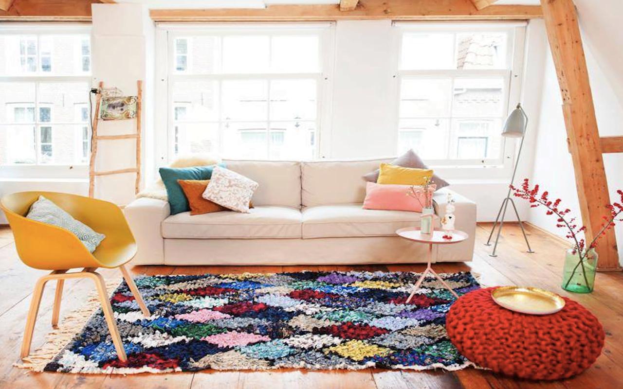Carpet of Life maakt tapijten van bijzonder materiaal