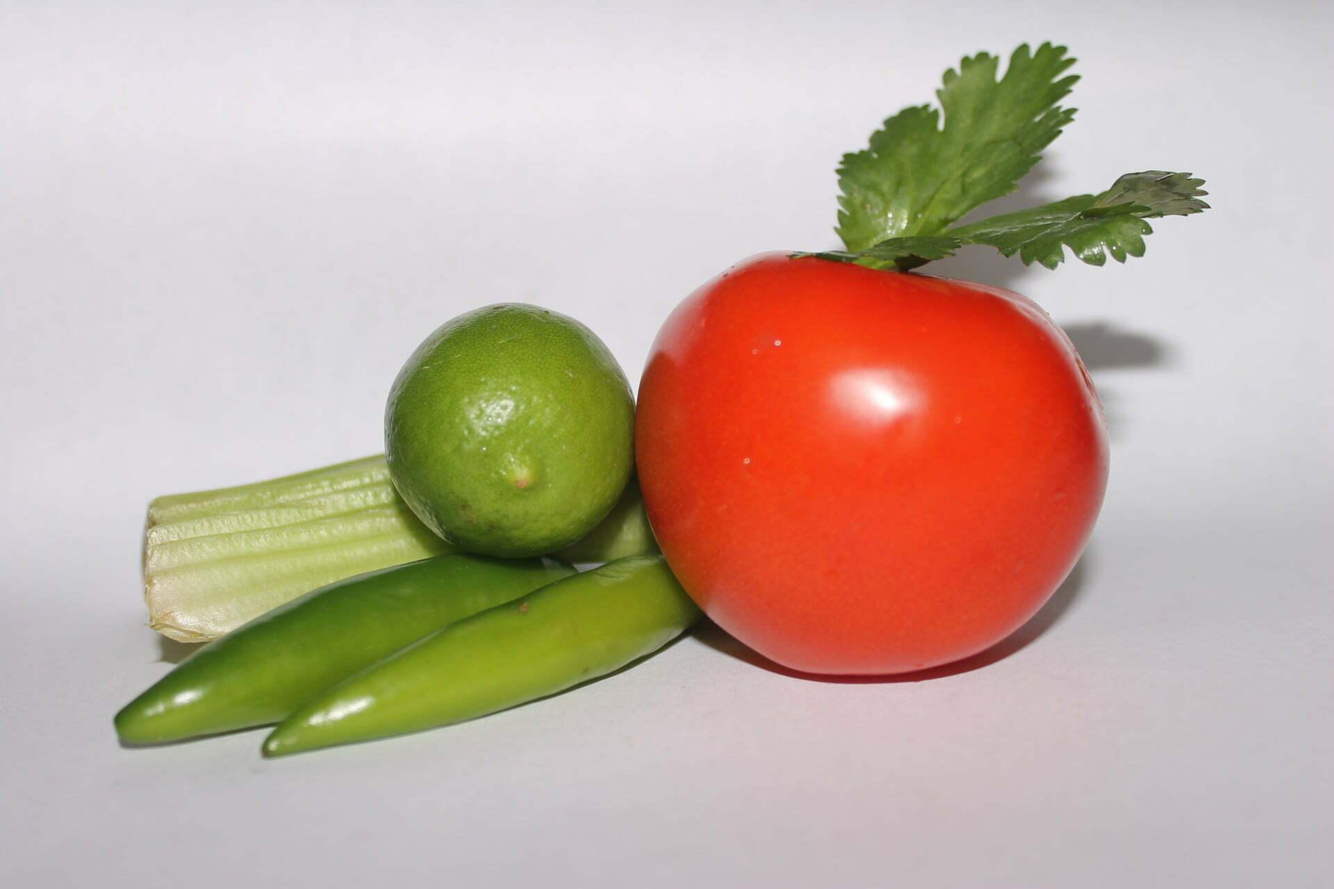 De industrie bederft zelfs groenten met suiker