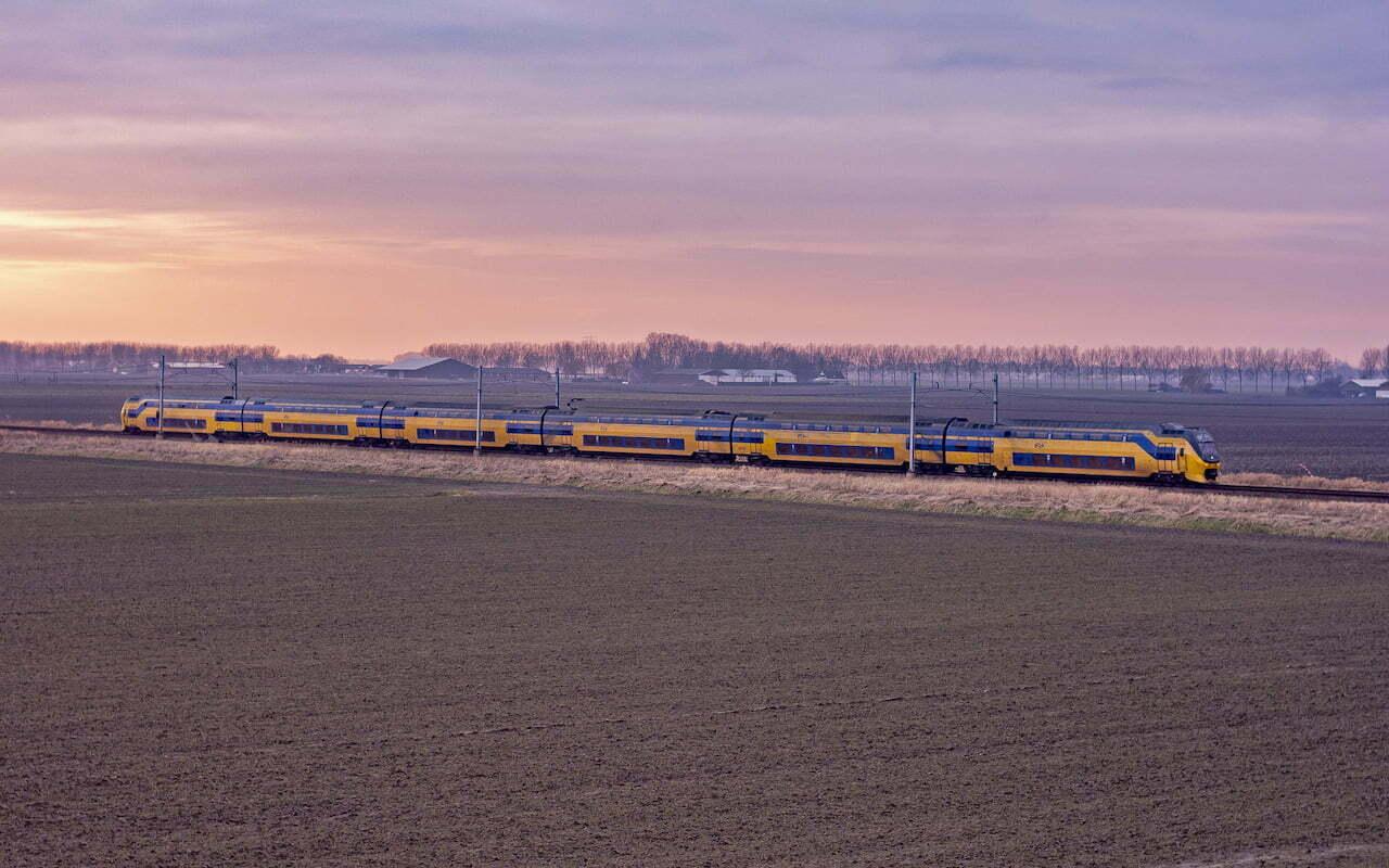 Rob Dammers, Flickr, trein duurzaam