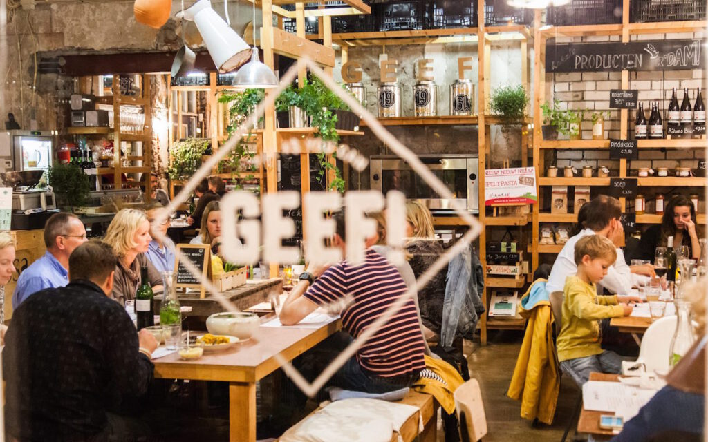 Geef Cafe