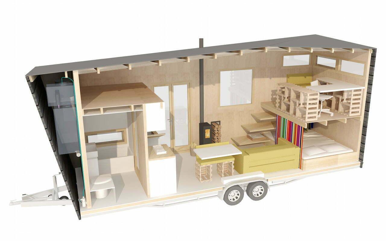 Een interview met Jan-Willem van de Tiny House Academy