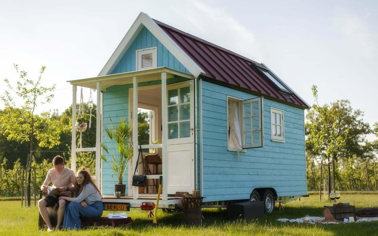 Deze 6 tiny houses staan in Nederland