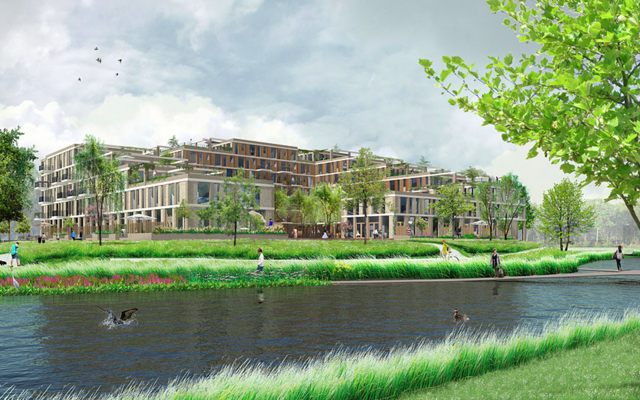 Proeftuin Erasmusveld, marco.broekman, Workshop architecten en LINT Landscape Architecture.