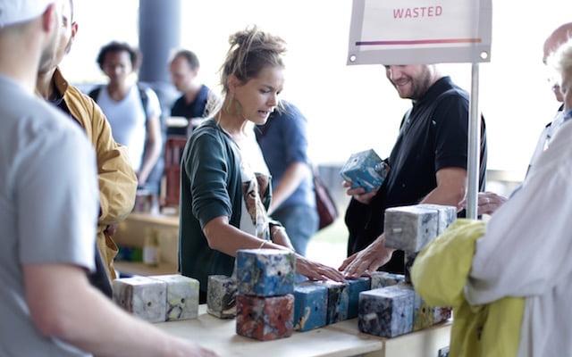 WASTED stimuleert buurtbewoners om (beter) te gaan recyclen
