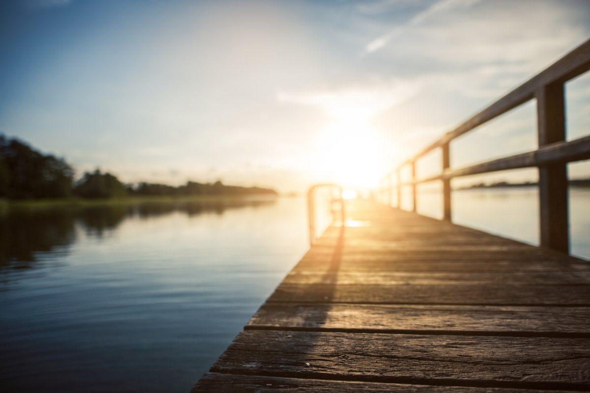 Drenthe krijgt een enorm drijvend zonnepark