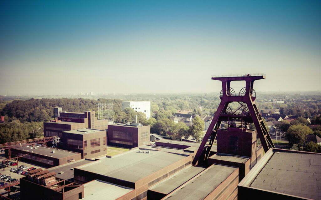Energietransitie kolenmijn