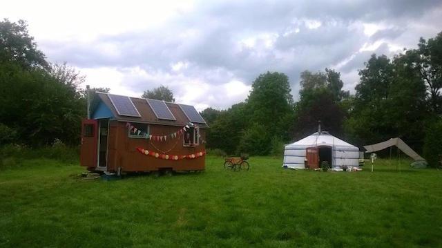 camping Hof van Moeder Aarde