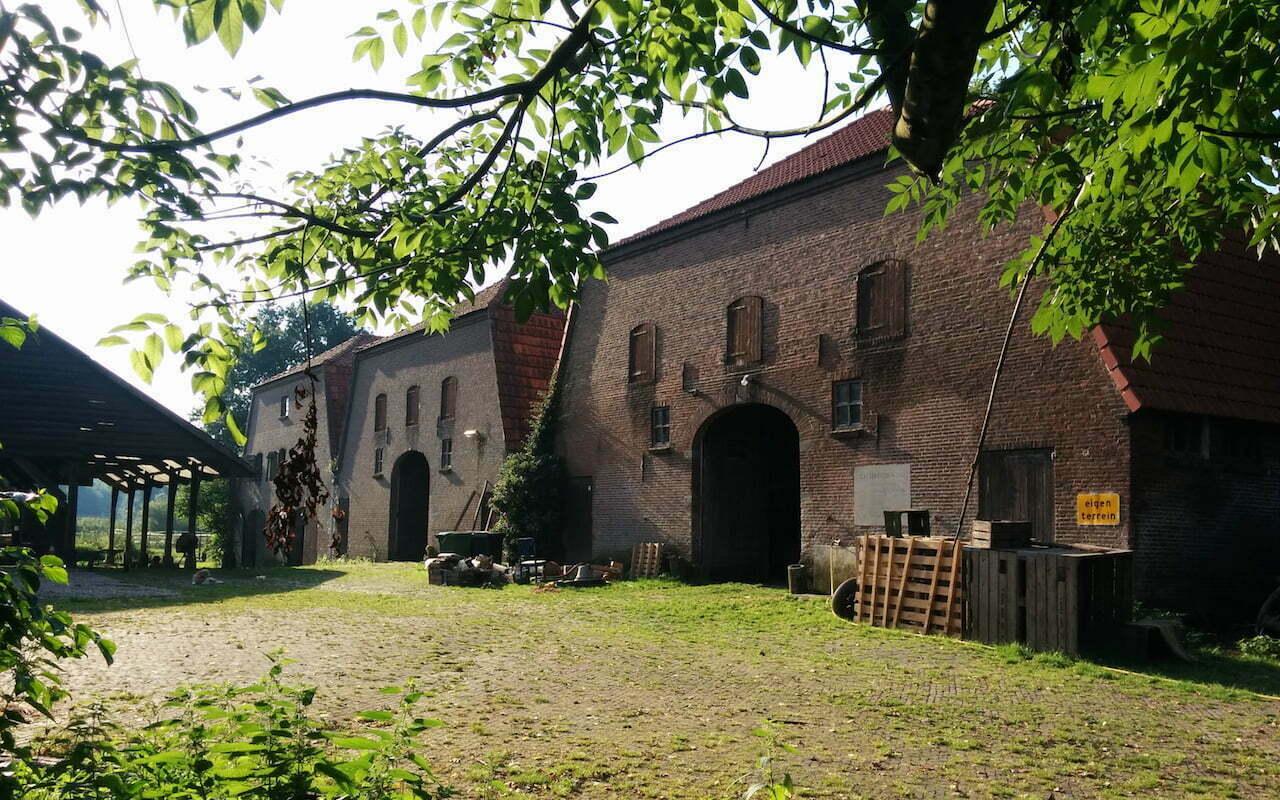 Arneco woonboerderij